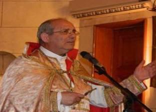 """مطران الأرمن الكاثوليك يطالب في قداس """"الميلاد"""" بوقف الحروب في الشرق"""