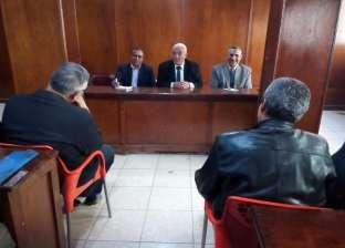 لجنة لتقدير رسوم رفع المخلفات بحي شرق شبرا الخيمة