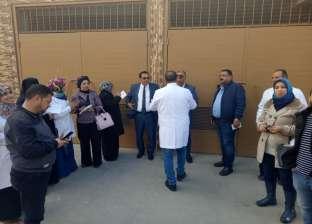 بالصور  افتتاح وحدة الكشف المبكر عن أورام الثدي في دمياط