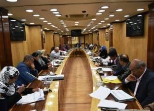 المجلس القومي لسكان أسوان يعرض التقرير الربع سنوي الأول من الخطة التنفيذية
