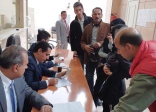 بالصور| توافد المصريين في لبنان للتصويت على التعديلات الدستورية