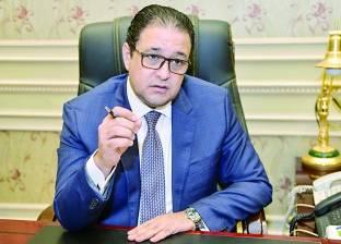 """علاء عابد: """"المصريين الأحرار"""" شارك في احتفالات عيد القيامة"""