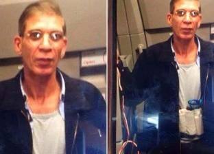 وصول مختطف الطائرة المصرية بقبرص إلى مطار القاهرة