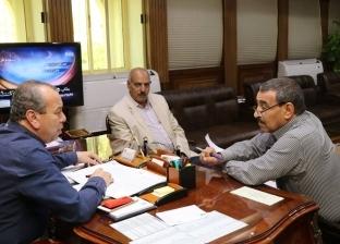 محافظ كفر الشيخ: لجنة لفحص تخصيص قطعة أرض أملاك دولة بسيدي سالم