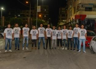 صور.. شباب مصر يدعمون المنسي ورجاله بعد تجسيد ملحمة البرث في الاختيار