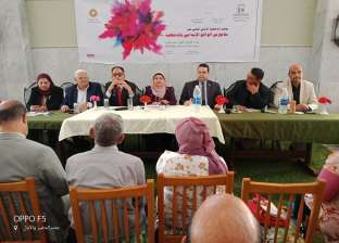 انطلاق دورة الشاعر سيد حجاب بمؤتمر الدقهلية الأدبي في جمصة