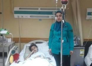 """وزارة التضامن تتدخل لمساعدة أسرة """"مي"""" لإجراء جراحة عاجلة لها"""