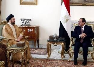 عمار الحكيم ينعى شهداء حادث معهد الأورام.. ويعلن تضامنه مع مصر