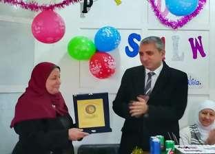 تكريم صيادلة مركز الصحة المهنية بالإسكندرية لصرف العلاج بالمجان