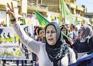 ربع مليون نازح.. حصاد 120 ساعة من العدوان التركي على شمال سوريا