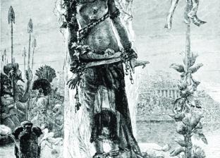 لتجنب غضبه.. جزر أولاوند تقدس البحر بتقليد يشبه عروس النيل في مصر