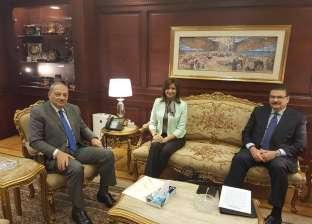 نبيلة مكرم: النائب العام وعد بدراسة ملف قضية أبو القاسم