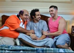 """هشام ماجد: """"كنا خايفين من فيلم بنات العم.. وفهمي رفض يعمل دور الرقاصة"""""""