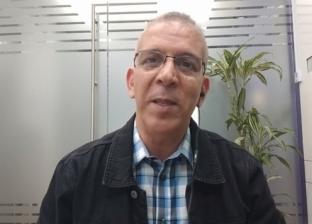 """المعلق حفيظ دراجي على """"قهوة بلدي"""" في الحسين: شكرا للأخوة المصريين"""