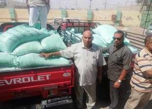 مصادرة 33 أسطوانة بوتاجاز وضبط 6 مخالفات تموينية بالدقهلية