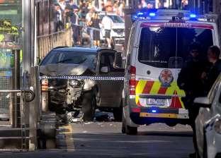"""سائق يحاول دهس حشد في جنوب فرنسا ويهتف """"الله أكبر"""""""