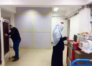 تطبيق إجراءات وقائية لمواجهة أمراض الإنفلونزا في المنيا