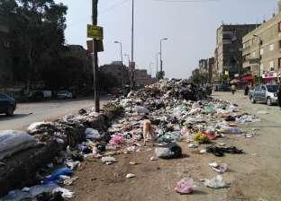 أزمة أهالى «شبرا - بنها الحر» مع القمامة: كل يوم شكوى