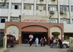 الحبس عام لمواطنين تعديا على طبيبين بمستشفى طنطا الجامعي