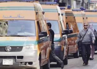 11 سيارة إسعاف ثابتة في متنزهات ونوادي أسيوط طوال أيام العيد