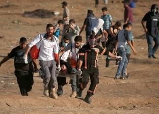 """عاجل  إطلاق النار على فلسطيني بزعم """"تنفيذه عملية طعن"""" في القدس"""