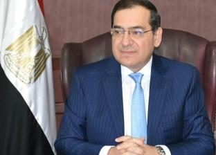 الملا: قطاع الطاقة من أهم دعائم الاقتصاد المصري