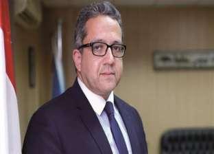 وزير الآثار: المتحف المصري الكبير به فرص استثمارية واعدة