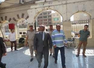تحرير 987 مخالفة مرافق وإشغالات و51 قضية تموينية في حملات بالغربية