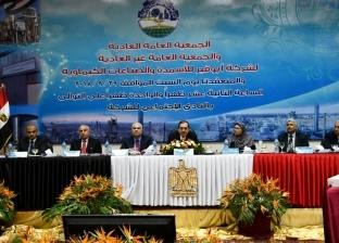 وزير البترول يتفقد مصانع أبوقير للأسمدة والصناعات الكيماوية