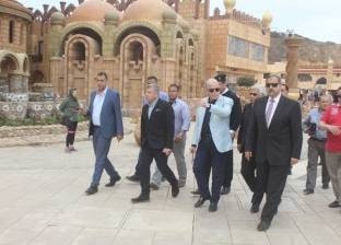 تكريم المحافظين السابقين وأسماء الشهداء في احتفالات أعياد سيناء