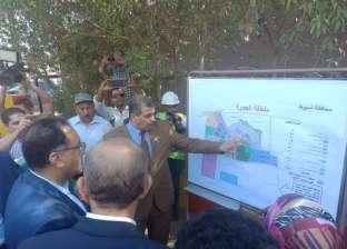 رئيس الوزراء يوجه بنقل مصنع السماد العضوي بأسيوط خارج الكتلة السكنية
