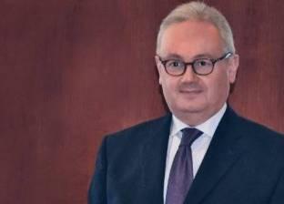 السفير الإيطالي يفتتح معرض مكتشف أبوسمبل في القاهرة