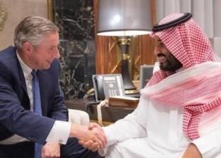 معلومات عن المستشار الألماني الجديد لولي العهد السعودي