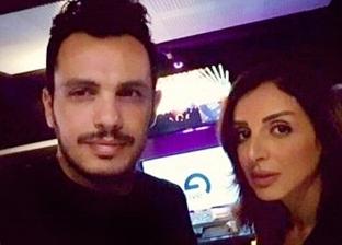 بالفيديو| أول ظهور لأنغام مع زوجها أحمد إبراهيم في برنامج نيشان