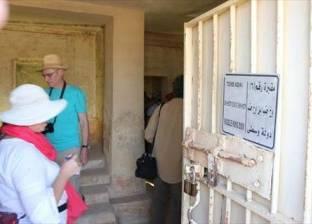 20 سائحا فرنسيا يزورون الأماكن الأثرية بمحافظة أسيوط