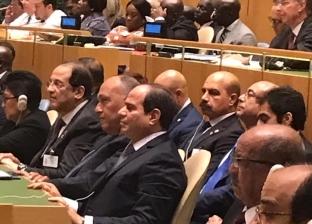 شكري: السيسي وترامب ناقشا سبل تعزيز التعاون لمواجهة التحديات المشتركة