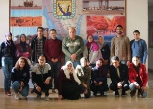 """""""تعليم جنوب سيناء"""" تطلق مبادرة """"مصر الشباب"""" للتدريب على ريادة الأعمال"""