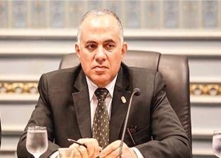 وزير الموارد المائية يوجه بتحسين الخدمات في الإسكندرية