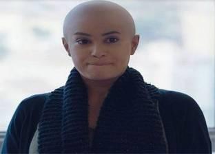 بالفيديو| هند صبري: مرض السرطان عادل وظالم في نفس الوقت