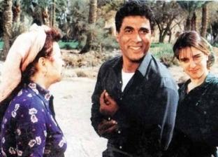 """كواليس """"الراعي والنساء"""".. سعاد حسني تصفع أحمد زكي وتتسبب في خلع ضرسه"""