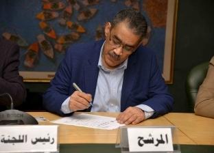 رشوان يعلن شعار حملته بــ«انتخابات الصحفيين»: لم الشمل وهيبة النقابة