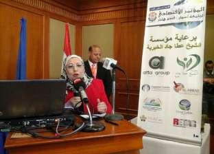 """نادية مبروك: الإذاعة المصرية ستنقل احتفالات المصريين بـ""""شم النسيم"""""""