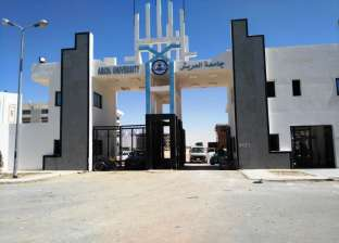 جامعة العريش تعفي طلاب الدراسات العليا من مصروفات المدينة الجامعية