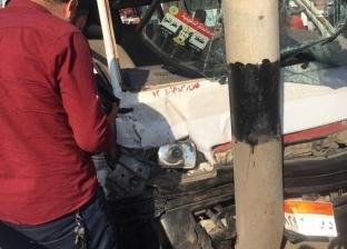 """مصرع شخص وإصابة آخر في انقلاب سيارة ربع نقل بطرق """"قنا - سوهاج"""""""