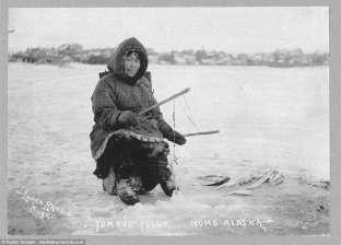 بالصور| لقطات نادرة لسكان ألاسكا في رحلة البحث عن الثروات
