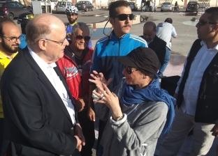 وزيرة البيئة لأصحاب السيارات: «لما تركب أتوبيس هتستفيد اجتماعيًا»