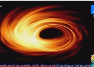 """أستاذ علوم فلك بمرصد حلوان: """"الثقب الأسود"""" يبعد عن الأرض 55 مليون سنة"""