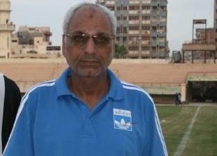 التعاقد مع أحمد سند لتدريب نادي شربين بدوري الدرجة الثانية