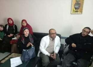"""وكيل """"صحة دمياط"""" ينفي غلق قسم المخ والأعصاب بمستشفى الطوارئ في كفر سعد"""