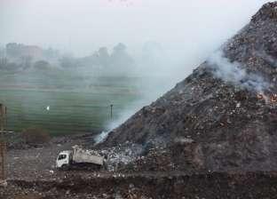 محافظ الدقهلية: تراكمات القمامة بلغت 2.4 مليون طن في 8 مقالب